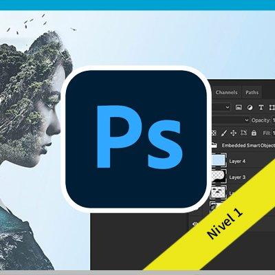 Curso de Adobe Photoshop Online: Básico (Nivel I)